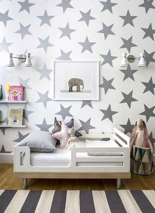 Inspired by the stars for Jay's Big Boy Room.